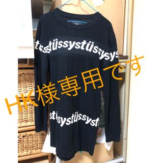 ステューシー(STUSSY)の超お買い得stussyロングTシャツ(Tシャツ/カットソー(七分/長袖))