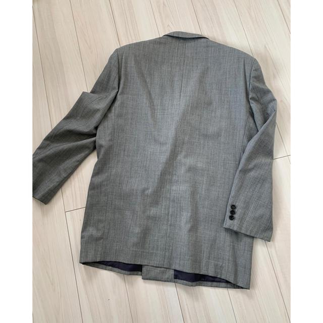 COMME des GARCONS HOMME PLUS(コムデギャルソンオムプリュス)の貴重★コムデギャルソン オム 1989ビンテージ  ジャケット ダブル メンズのジャケット/アウター(テーラードジャケット)の商品写真