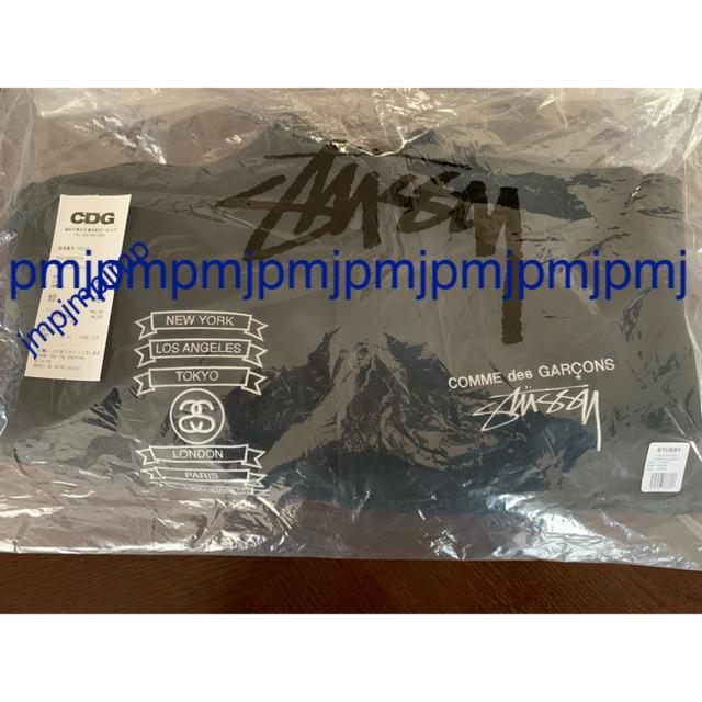 STUSSY(ステューシー)のSTUSSY CDG Varcity Jacket サイズ L メンズのジャケット/アウター(スタジャン)の商品写真