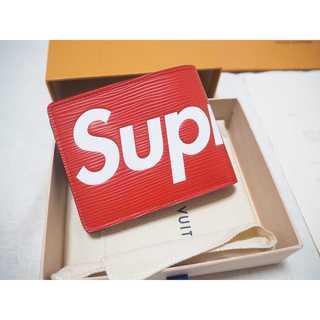 Louis Vuitton Supreme PF Slender Wallet