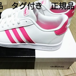 アディダス(adidas)の新品 adidas スニーカー ピンク(スニーカー)