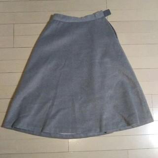 エージーバイアクアガール(AG by aquagirl)の起毛スカート(ロングスカート)