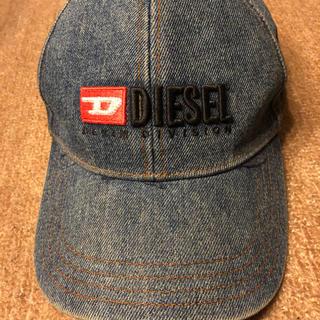 DIESEL - diesel  デニム キャップ