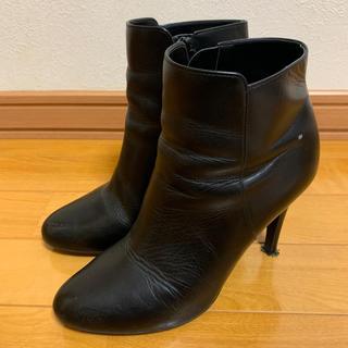 DIANA - DIANA ショートブーツ 黒