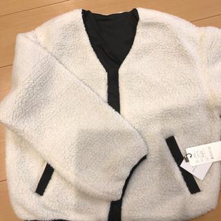 GRL - グレイル  リバーシブルボアジャケット