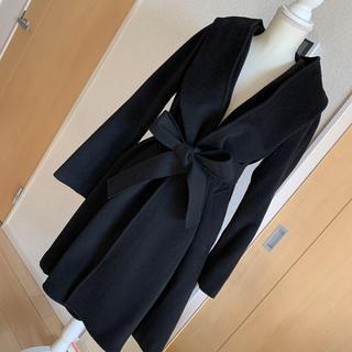 GALLARDA GALANTE - 【定価45000円】GALLARDAGALANTE♡ブラックロングコート