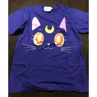バンダイ(BANDAI)のセーラームーン ルナ Tシャツ(Tシャツ(半袖/袖なし))