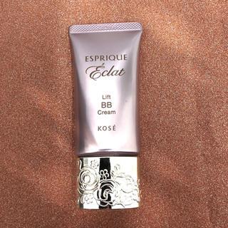 エスプリーク(ESPRIQUE)のエスプリーク エクラ リフトBBクリーム PO205e ピンクオークル(30g)(ファンデーション)
