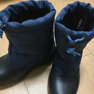 IGNIO キッズ スノーブーツ 22cm ブーツ イグニオ