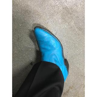 コムデギャルソン(COMME des GARCONS)の11747391 ウエスタンブーツ(ブーツ)