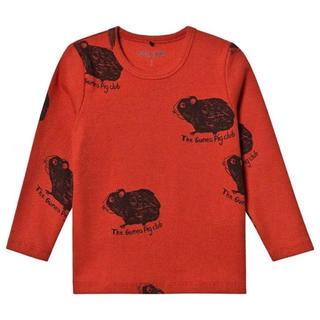 ボボチョース(bobo chose)のMINI RODINI ミニロディーニ ロングTシャツ(Tシャツ/カットソー)