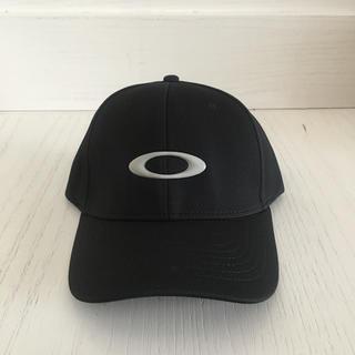 Oakley - 新品未使用☆OAKLEY☆黒キャップ