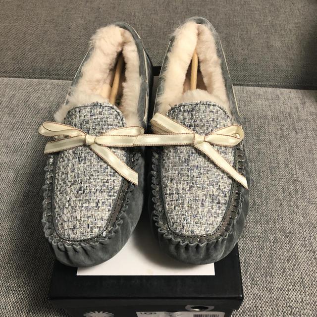 UGG(アグ)の新品オーストラリア UGGムートンモカシン レディースの靴/シューズ(スリッポン/モカシン)の商品写真