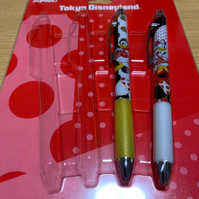 Disney(ディズニー)のベリーベリーミニー ボールペン インテリア/住まい/日用品の文房具(ペン/マーカー)の商品写真
