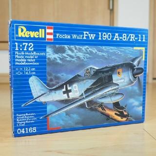 レベル 1/72 フォッケウルフFw190A-8/R-11 04165(模型/プラモデル)