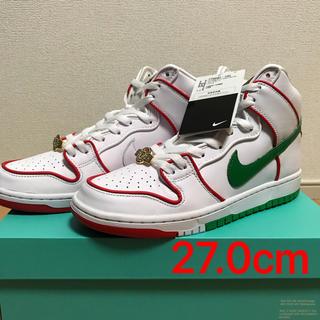 NIKE - Nike SB dunk High プレミアム