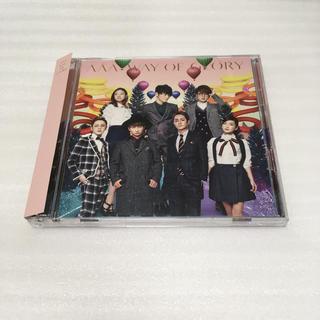 トリプルエー(AAA)のAAA WAY OF GLORY(DVD付)(スマプラ対応)(ポップス/ロック(邦楽))