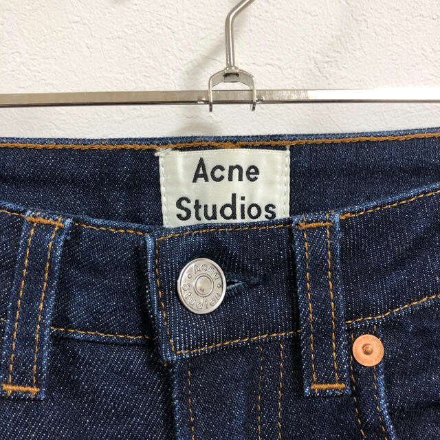 ACNE(アクネ)のAcne Studios★PATTI ONE デニム 25inc レディースのパンツ(デニム/ジーンズ)の商品写真