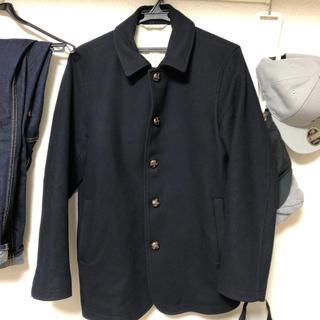 ムジルシリョウヒン(MUJI (無印良品))の無印良品 ウールコート(ピーコート)