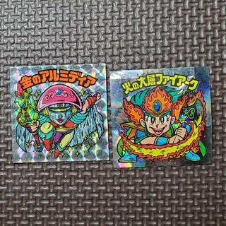 ☆トリケラ様専用☆ビックリマンシール