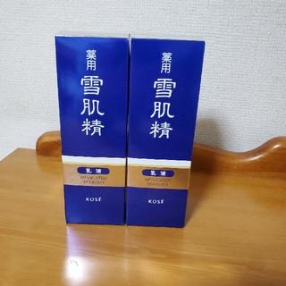 セッキセイ(雪肌精)のコーセー*雪肌精 乳液 140ml ・薬用美白乳液(乳液/ミルク)