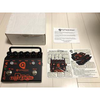 【レア美品】Amptweaker TightMetal Pro タイトメタルプロ(エフェクター)