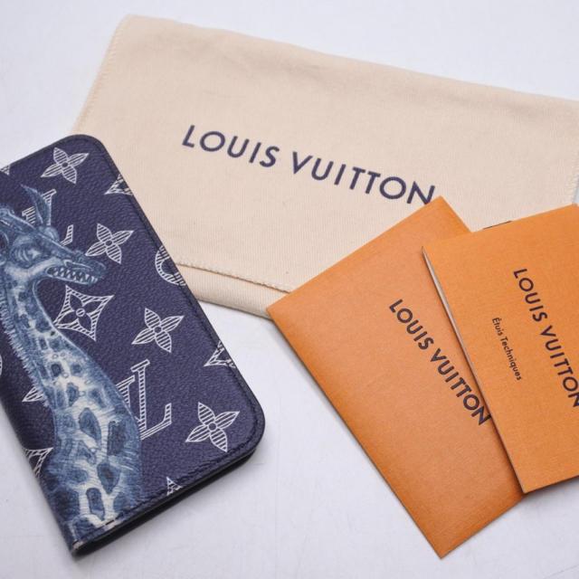 MICHAEL KORS iPhone 11 ケース アップルロゴ / LOUIS VUITTON - ルイヴィトンチャップマンブラザーズ 携帯ケース フォリオ IPHONE 7 8 の通販 by ごとく's shop|ルイヴィトンならラクマ