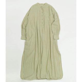 TODAYFUL - TODAYFUL Stripe Shirts Dress