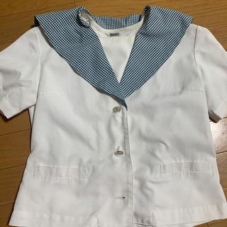 ハナエモリ(HANAE MORI)の就実高校夏服ブラウス(その他)
