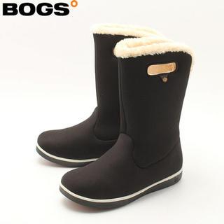 新品 BOGS ブーツ スノーブーツ 雪 雨 ミドル  24.5 25.0(ブーツ)