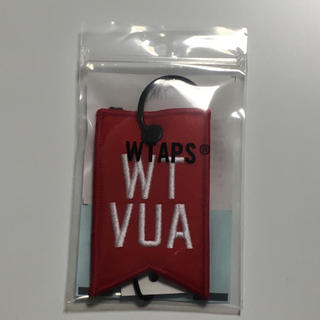 W)taps - [Red] WTAPS 19AW POS KEY HOLDER キーホルダー