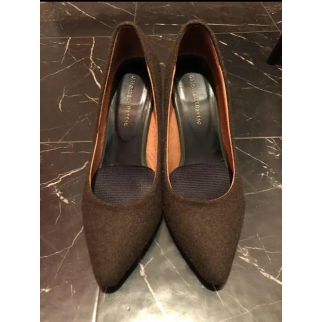 ORiental TRaffic(オリエンタルトラフィック)のオリエンタルトラフィック パンプス カーキ レディースの靴/シューズ(ハイヒール/パンプス)の商品写真