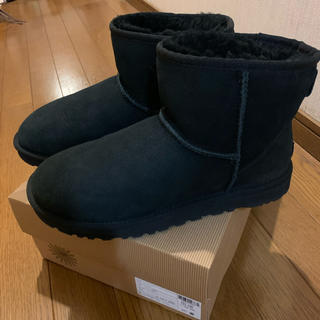アグ(UGG)のUGG★クラシックミニ ブラック(ブーツ)