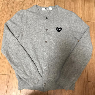 COMME des GARCONS - 正規品 PLAY COMME DES GARCONS  カーディガン トップス