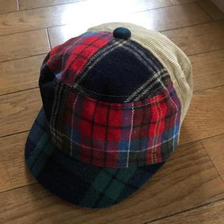 ビームス(BEAMS)のBEAMS mini ビームス キッズ 子供用 帽子 キャップ(帽子)