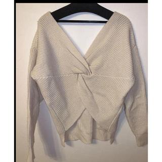 ダブルスタンダードクロージング(DOUBLE STANDARD CLOTHING)のダブルスタンダードクロージング SOVニット(ニット/セーター)