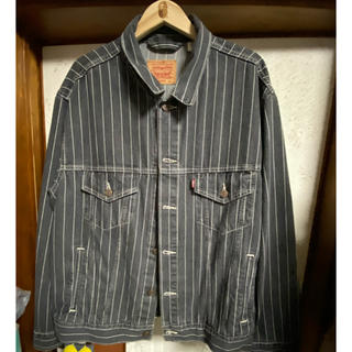 Supreme - supreme Levi's jacket L 18ss