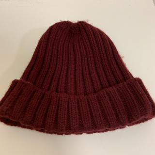 レプシィム(LEPSIM)のLEPSIM ニット帽(ニット帽/ビーニー)