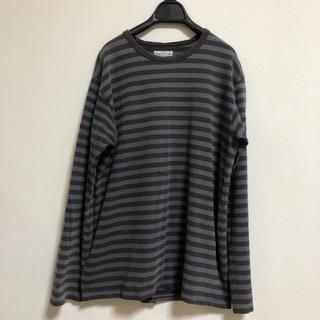 アニエスベー(agnes b.)のagnes b. メンズ長袖Tシャツ サイズ2(Tシャツ/カットソー(七分/長袖))