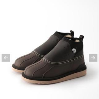 DEUXIEME CLASSE - SUICOKE boots black 37