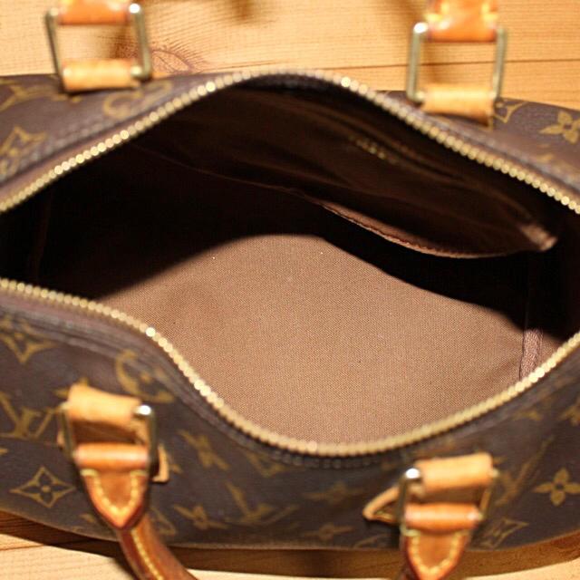 LOUIS VUITTON(ルイヴィトン)の正規品【良品】LOUIS VUITTON スピーディ25 ハンドバッグ レディースのバッグ(ハンドバッグ)の商品写真