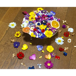 お花屋さんが作った11種の可愛いドライフラワーのお詰め合わせ(ドライフラワー)