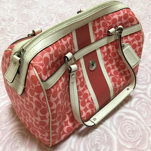 COACH(コーチ)のコーチ  ボストンバッグ レディースのバッグ(ボストンバッグ)の商品写真