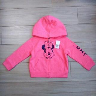 babyGAP - babyGap  Disney Minnie Mouse  パーカー 90㎝