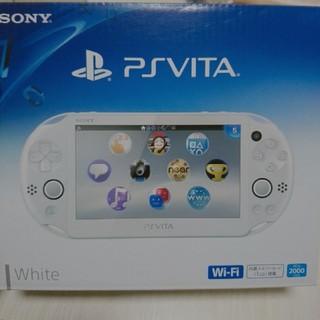 PlayStation Vita - SONY PlayStationVITA 本体  PCH-2000 ZA12