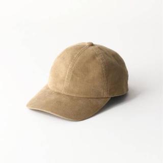 ドゥーズィエムクラス(DEUXIEME CLASSE)のドゥーズィエム 26MARKET CORDUROY CAP(キャップ)