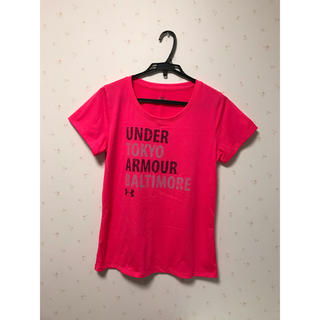 UNDER ARMOUR - 【未使用】UNDER ARMOUR Tシャツ L