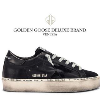 ゴールデングース(GOLDEN GOOSE)のGOLDEN GOOSE Deluxe Brand HI STAR 39(スニーカー)