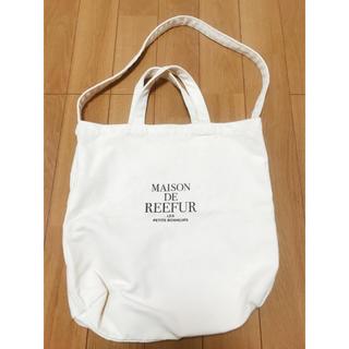 Maison de Reefur - メゾンドリーファ キャンパストートバッグ