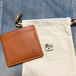 IL BISONTE - IL BISONTE イルビゾンテ 二つ折り 財布